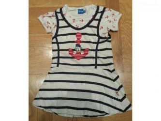 Disney haljinica broj 4, za devojcice.. Mornarska.. Preslatka - Belgrade