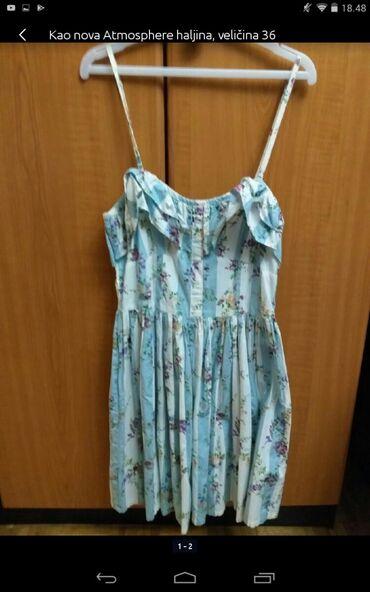 Personalni proizvodi | Obrenovac: Kao nova Atmosfera haljina veličina 36