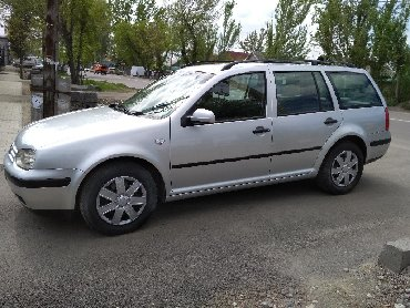 volkswagen-golf-бу в Кыргызстан: Volkswagen Golf 2002 | 296000 км