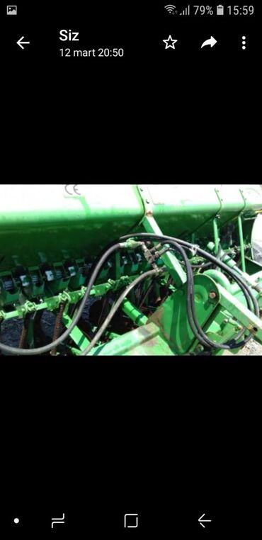 traktor 892 - Azərbaycan: 892 ucun taxıl selkası asma qosulur az islənib 2013 di