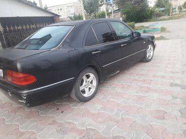 Mercedes-Benz E-Class 3.2 л. 1996   222 км