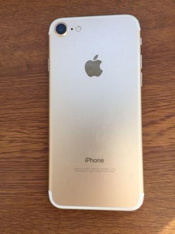 Срочно!  Продаю iPhone 7 32GB Gold, привезён из США.  Не в Бишкек