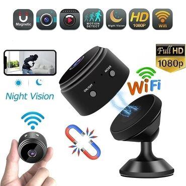 Мини онлайн камера Вай-фай камераАйпи камераОсновные характеристики:●