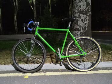 ���������� ������������������ �������� �� �������������� в Кыргызстан: Продаю Восстановленный европейский велосипедПодмаслоСостояние
