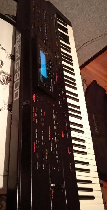 electron qelyan - Azərbaycan: Salam elektron piano satılır heç bir pirablemi yoxdur tam professional