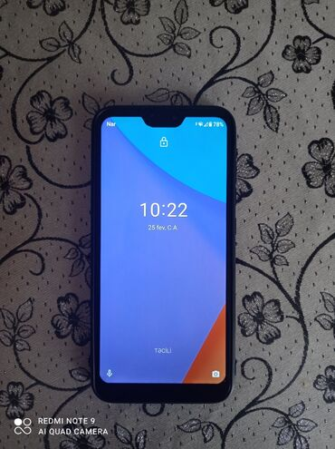 Xiaomi Mi A2 Lite 64 GB qara