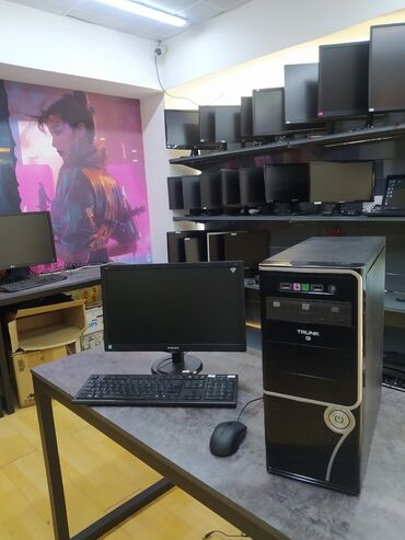 ssd бишкек in Кыргызстан | КАТУУ ДИСКТЕР, КӨЧМӨ ВИНЧЕСТЕРЛЕР: Игровой компьютер!Характеристики:Материнская плата: h61Процессор