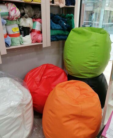 Nameštaj - Kovacica: Lazy bagFotelja od eko kožeVisina : 90cmObim: 200cmTežina: 2,9kgŠaljem