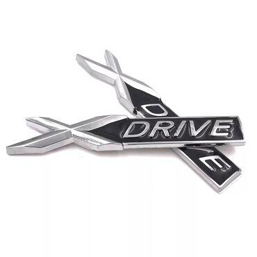 Bmw x1 20i xdrive - Srbija: XDrive BMW Znak samolepljivi. Dimenzije znaka su: 9.5cm x 1.5 cmCena