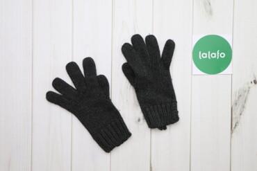 Дитячі в'язані рукавиці    Довжина: 23 см  Стан: гарний, є катишки та