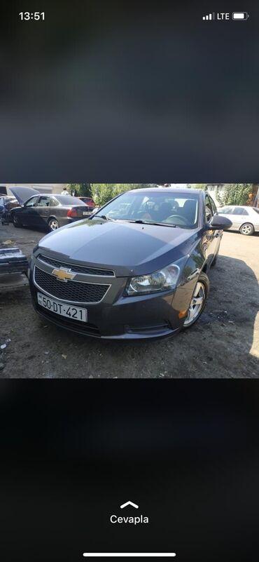 avtomobil ucun soyuducu - Azərbaycan: Chevrolet Cruze 1.4 l. 2011 | 200000 km