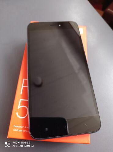 4 струнная гитара маленькая в Азербайджан: Б/у Xiaomi Redmi 5A 16 ГБ Серый