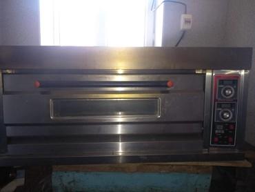 Хлебопечки - Кара-Балта: Продам жарочный шкафдуховка для выпечки одно комфортная (Бир