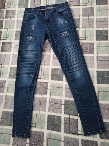 Ženska odeća | Subotica: Farmerice broj 31. imaju elastina . bez ostecenja