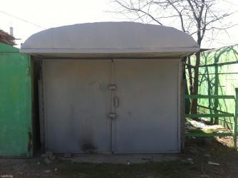 Продаю гараж 3х6  вагонный на вывоз: зеленый 700$  и серый1000$ в Бишкек