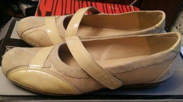 Продаю туфли женские кожаные новые производство Польша  размер 38