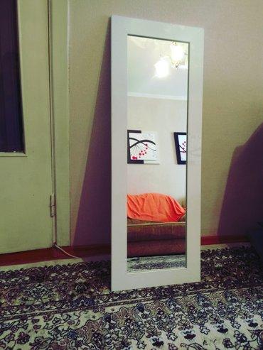 Продаю зеркало на акриловой рамке. в Бишкек