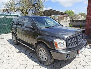 Dodge в Кыргызстан: Dodge Durango 3.7 л. 2004