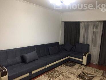 Долгосрочная аренда квартир - С мебелью - Бишкек: Сдаётся 2-х комнатная квартира, Дом 1000 мелочей  4\9 этаж  в центре