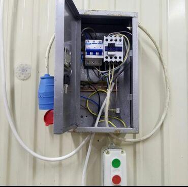 Электрик | Монтаж электрощитов, Подключение электроприборов, Установка автоматов