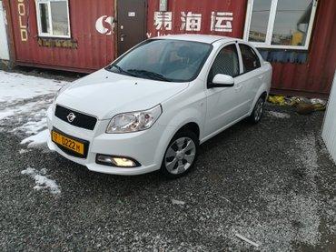Новые авто в аренду в Бишкек