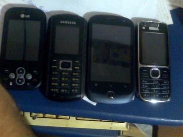 Mobile - Srbija: Lg,samsung,alkatel i nokia c201 svi telelefoni su u ispravnom stanju