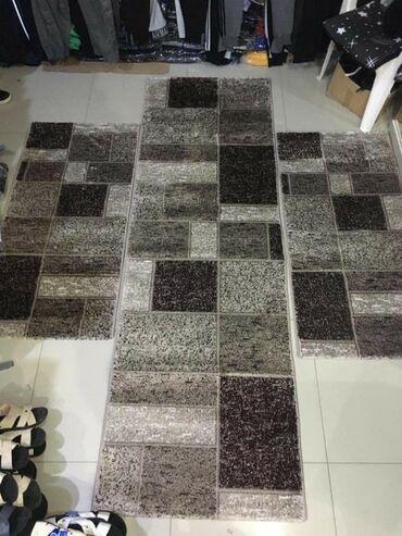Kućni dekor - Sabac: Set 3 tepiha 5300 din