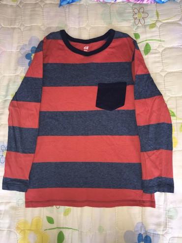 Детские топы и рубашки в Кыргызстан: H&M топ, состояние отличное, размер:6-8 лет