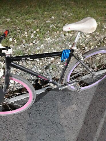 Велосипед малайзия  Шоссер рама алюминия вес 8кг  Фикс диски 2слойные