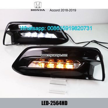 Honda Accord DRL LED Daytime Running Light led driving lights in Tīkapur