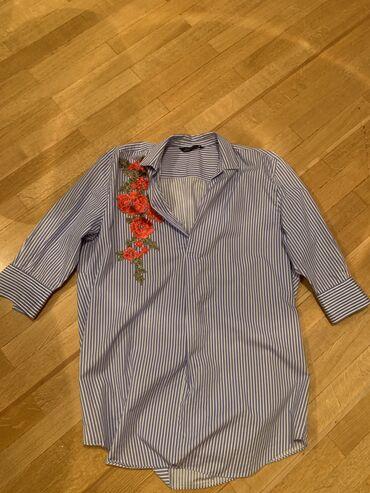 Zara kosulja/haljina, odlicno stanje!  Nova!!!! 100% pamuk