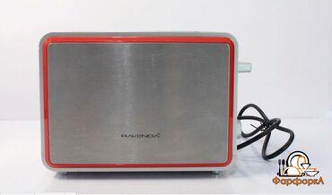 Тостер RAVENDA RA-A005 Электрический тостер создан для тех, кто любит