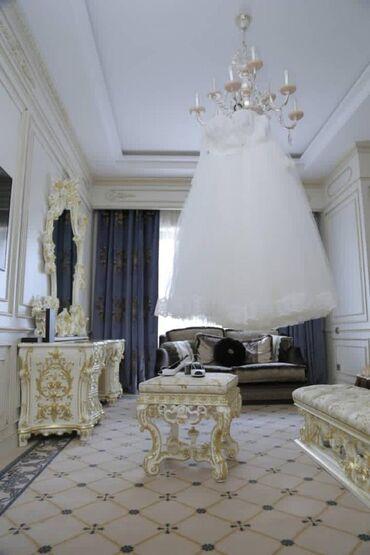 Свадебное платье.размер регулируется от 48до54го.карсет