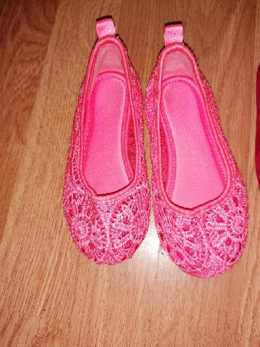 Dečije Cipele i Čizme | Leskovac: H&m baletanke nove, broj 25