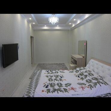 Продажа квартир - Бишкек: Элитка, 2 комнаты, 77 кв. м Бронированные двери, Видеонаблюдение, Дизайнерский ремонт