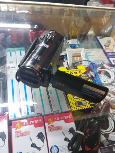 Самсунг видеокамера почти новый в Джалал-Абад