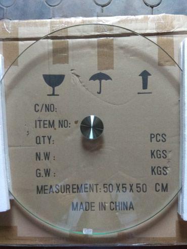 Продаю новое стекло для журнального столика в Бишкек