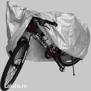Cerada za bicikl-novo   - Pirot