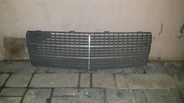 Bakı şəhərində Mersedes c qabaq kapotun setkasi yaxsi vezeyyetdedir.