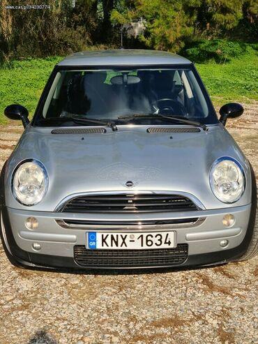 Mini Cooper 1.6 l. 2006 | 145674 km