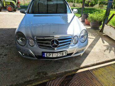 Mercedes-Benz E 200 1.8 l. 2007 | 147000 km