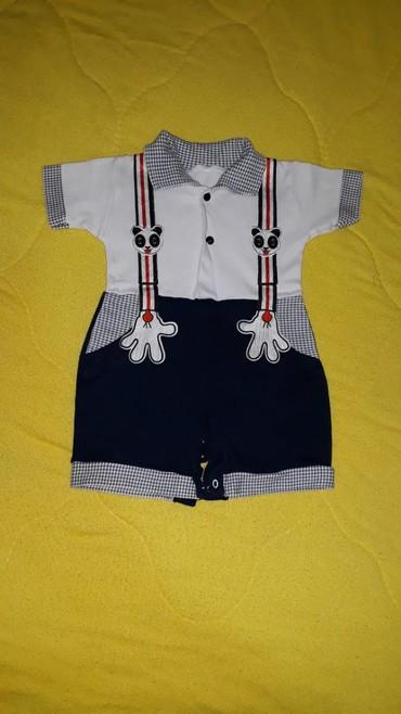 Pamucna-engleska-bluza-domaci-proizvodac-br - Srbija: Pamucna zeka, velicina 12 meseci
