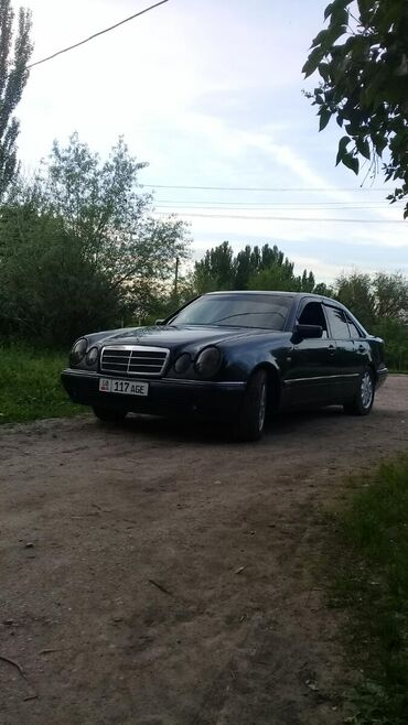 Mercedes-Benz 420 4.2 л. 1996