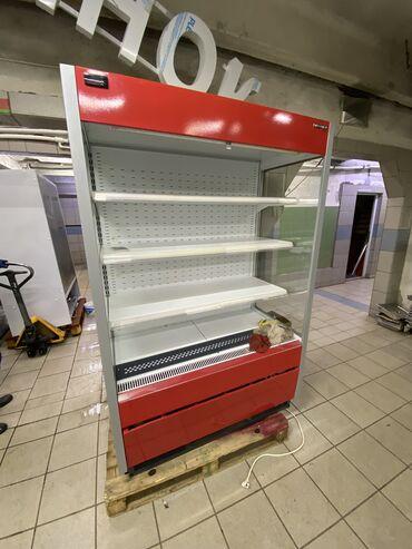 Холодильник. Холодильная горка со встроенным агрегатом. Сделаем хорошу