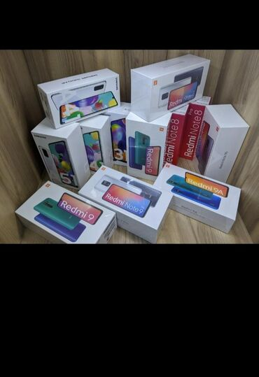 Рассрочка на телефон - Кыргызстан: В наличии телефоны всех моделей.Apple Samsung Redmi А также наушники