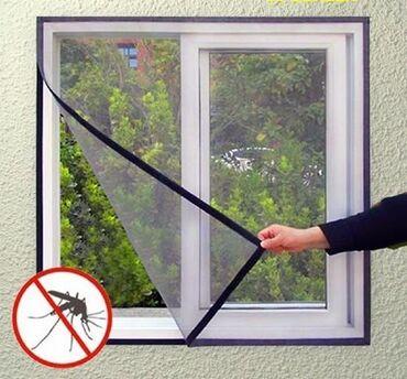 Zavesa protiv komaracaVelicina:150x150 cena 400 dinara150x130 cena 350