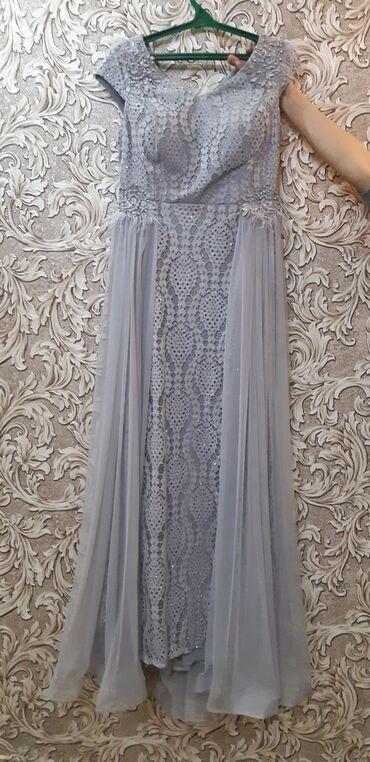 русалка в Кыргызстан: Платье русалка со шлейфом .Покупала себе на кыз узатуу но не одела