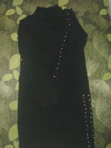 Duga leprsava haljina - Kraljevo: Zimska haljina