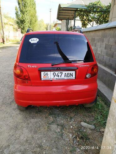 Daewoo Matiz 0.8 л. 2007 | 197000 км