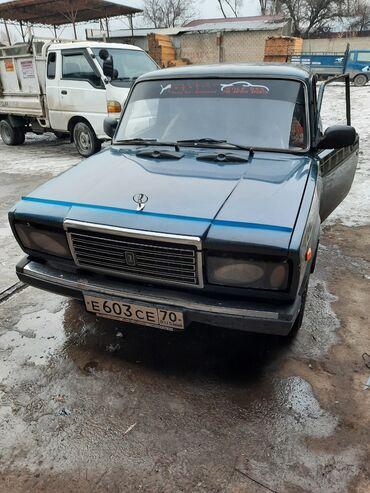 белая mazda в Кыргызстан: ВАЗ (ЛАДА) 2107 1.6 л. 2006   98219 км